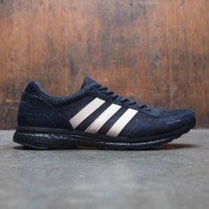 Adidas x Undefeated Men Adizero Adios 3 (black / dune / core black)