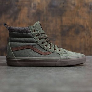 Vans Men SK8-Hi MTE DX (green / dark gum)