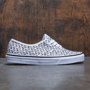 Vans Men Authentic - Off The Wall (white / true white)