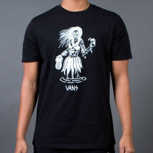 Vans Men Luau Lady Tee (black)