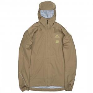 Adidas x Undefeated Men 3L GTX Jacket (khaki / tactile khaki)