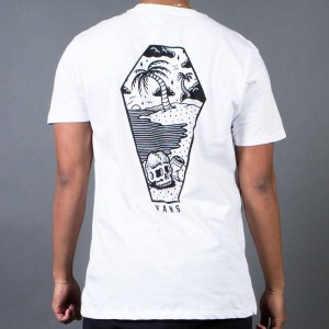 Vans Men Sketched Out Tee (white)