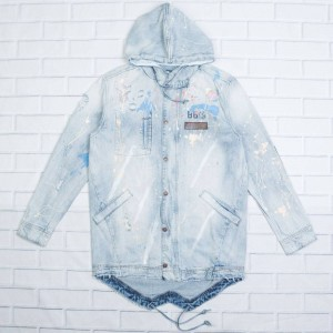 Billionaire Boys Club Men BB Rogue Jacket (blue / milky way)