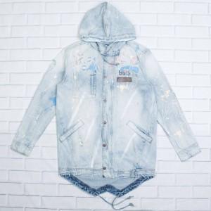 Billionaire Boys Club Men BB Rogue Jacket (blue / milky way)