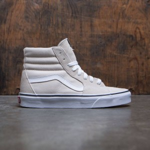 Vans Men Sk8-Hi (white / true birch)