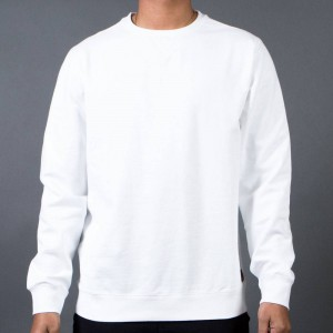 Vans Men GC Crewneck Sweater (white / bright)