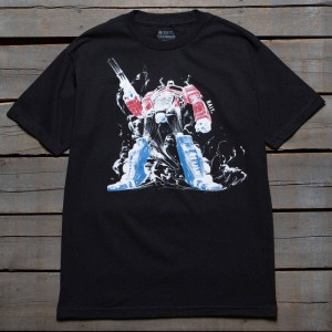 BAIT x Transformers Men Optimus Prime Tee (black)