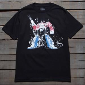 BAIT x Transformers Men Optimus Prime Tee (black)