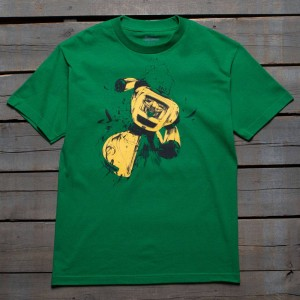 BAIT x Transformers Men Bumblebee Tee (green / kelly green)
