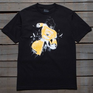 BAIT x Transformers Men Bumblebee Tee (black)