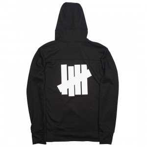 Adidas x Undefeated Men Running Tech Hoodie (black)