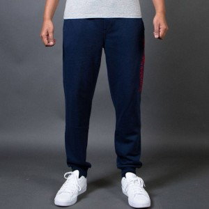 Vans Men Anahiem Fleece Pants (blue / dress)