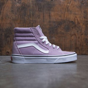 Vans Men Sk8-Hi (white / sea fog)