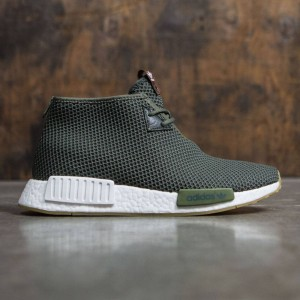 premium selection dc176 e0a3f Adidas Consortium x END Men NMD C1 (olive  earth green  solid green