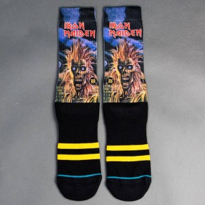 Stance Men Iron Maiden Socks (black)