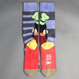 Stance x Disney Men Goofy Socks (blue)
