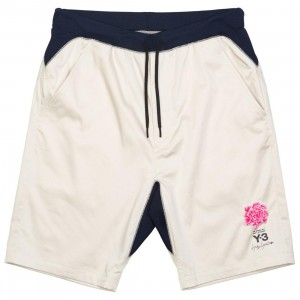 Adidas Y-3 x James Harden Men Sateen Shorts (beige/champagne)