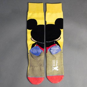 Stance x Disney Men Mickey Socks (yellow)