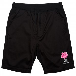 Adidas Y-3 x James Harden Men Sateen Shorts (black)