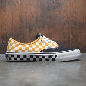 Vans Men Authentic SF - Surf Check (black / sunflower)