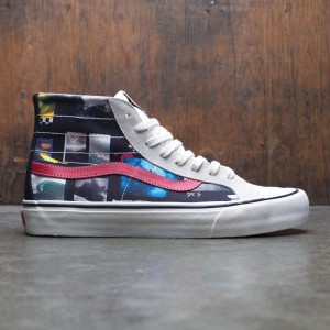Vans Men SK8-Hi 138 Decon - Daniel Russo (black)