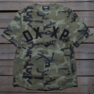 10 Deep Men Barn Leagues BB Jersey (camo / fade woodland)