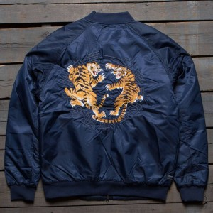 10 Deep Men TIger Claw Jacket (navy)