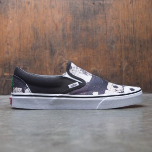 Vans x A Tribe Called Quest Men Classic Slip-On - ATCQ (black)