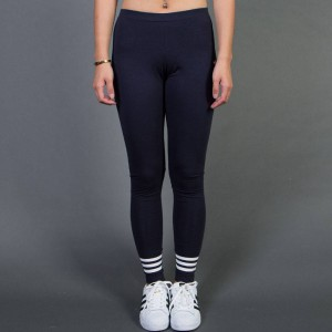 Adidas Women Logo Tight Leggings (navy / legend ink)