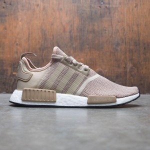 Adidas Men NMD R1 (gold / raw gold / cardboard / footwear white)