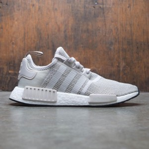 Adidas Men NMD R1 (gray / sesame / chalk pearl / footwear white)