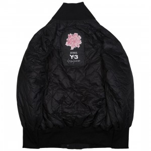 Adidas Y-3 x James Harden Men Oversized Reversible Bomber Jacket (black)