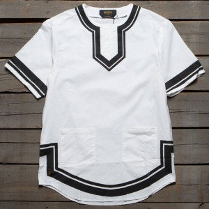 10 Deep Dvsn Dashiki Shirt (white)