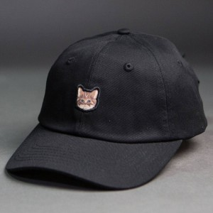 Lazy Oaf Cat Cap (black)