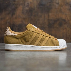 Adidas Men Superstar (brown / mesa / off white)