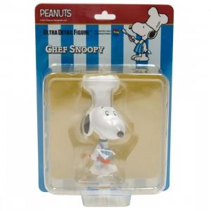 Medicom UDF Peanuts Series 7 Chef Cook Snoopy (white)