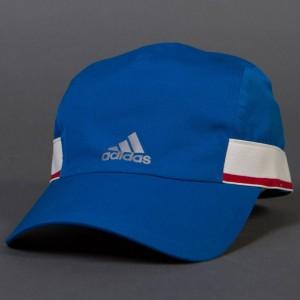 4cc67f1699e Adidas Consortium RTM Cap - Run Thru Time (blue   chalk white   scarlet)