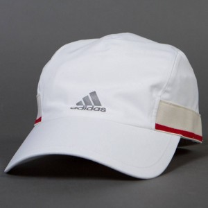 Adidas Consortium RTM Cap - Run Thru Time (white / scarlet / blue)