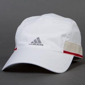 Adidas Consortium RTM Cap - Run Thru Time (white / scarlet / blue)