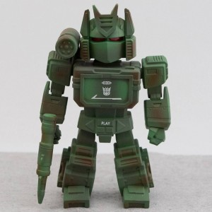 BAIT x Transformers x Switch Collectibles Soundwave 4.5 Inch Figure - Camo Edition