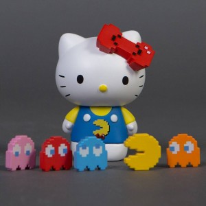 BAIT x Switch Collectibles x Hello Kitty x Pacman Set - Original