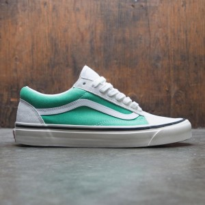 Vans Men Old Skool DX - Anaheim Factory (white / green)