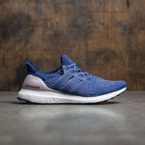 Adidas Women Ultra Boost (blue / mystery blue / vapour grey metallic)