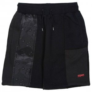 10 Deep Men Unification Sweatshorts (black)