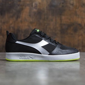 Diadora Men B Elite WNT - Bright (black / silver)