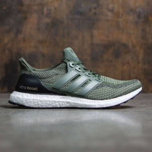 Adidas Men Ultra Boost (olive / base green / core black)