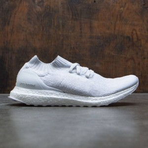 Adidas Men UltraBOOST Uncaged (white / footwear white / crystal white)