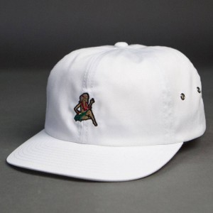 Vans Just Waving Jockey Cap (white)