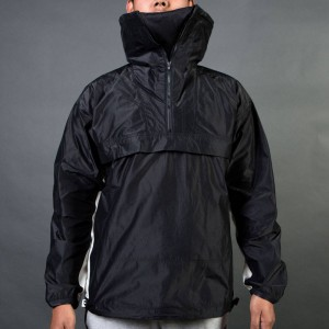 Adidas Consortium Day One Men Carbon Windbreaker Jacket (black / peyote)