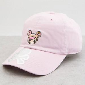 Tokidoki Donutella Dad Hat (pink)